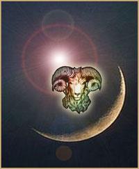 nouvelle lune avril 2021 en Bélier