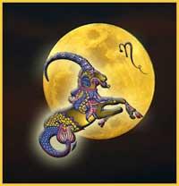 pleine lune juillet 2020 en capricorne et éclipse lunaire