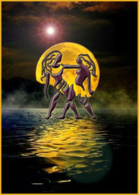 pleine lune de novembre 2020 et éclipse lunaire en gémeaux