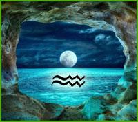 pleine lune d'aout 2019 en verseau